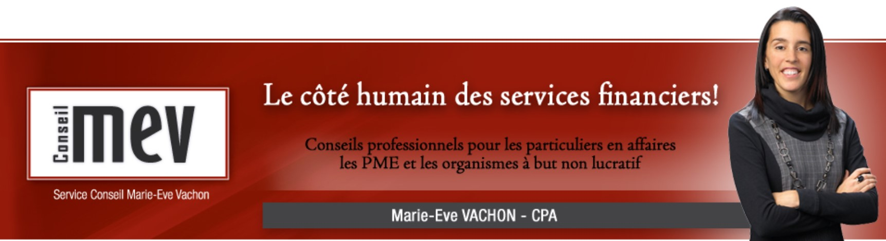 Marie-Eve Vachon Comptable Sherbrooke